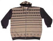 "Sweatshirt à capuche ""Stars"""