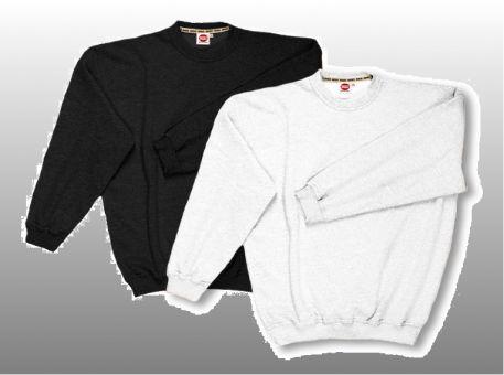 Sweatshirt doublepack noir et blanc
