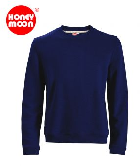 Sweatshirt bleu-navy