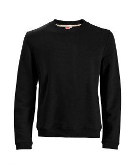 Sweatshirt Basic noir