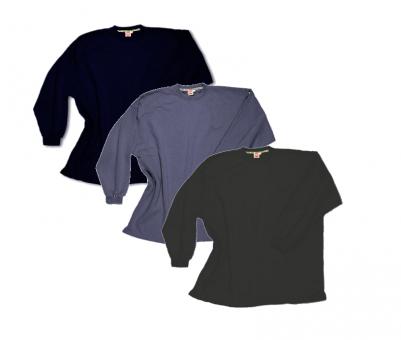 Sweatshirt open end sans lisière Multipack