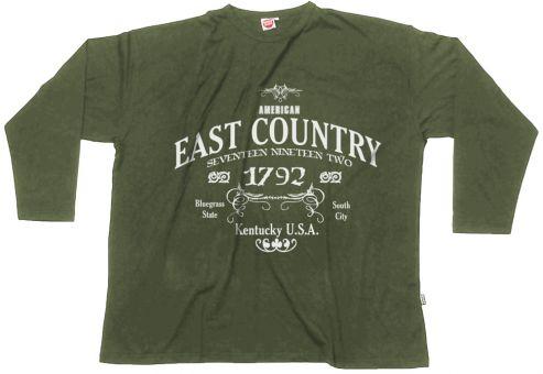 Sweatshirt Kentucky armygreen