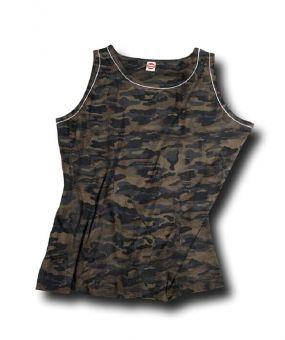 Débardeurs/Tanktop avec Camouflage