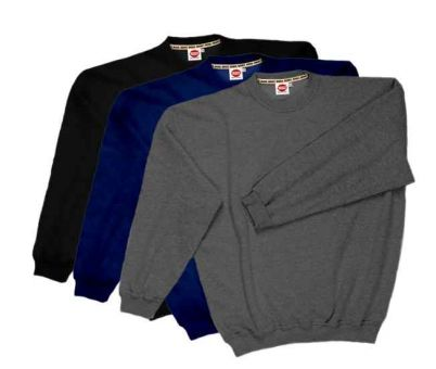 Sweatshirt Basic im 3-er Pack
