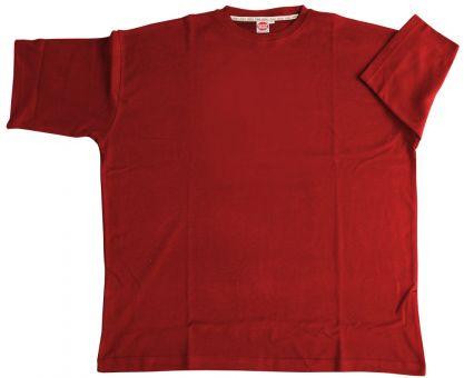 T-Shirt Basic rouge