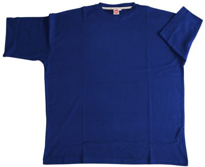 T-Shirt Basic bleu-royal 12XL