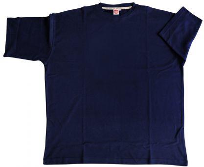 Tee-Shirt Basic bleu-navy
