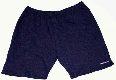 Sweat-Bermuda bleu-marine