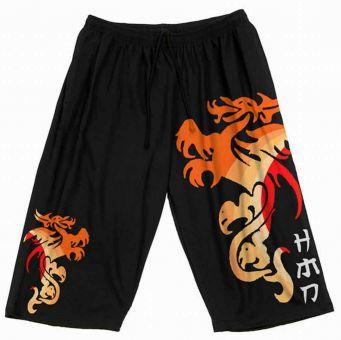 7/8 Fashion Bermuda Dragon