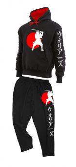Ensemble jogging Samurai